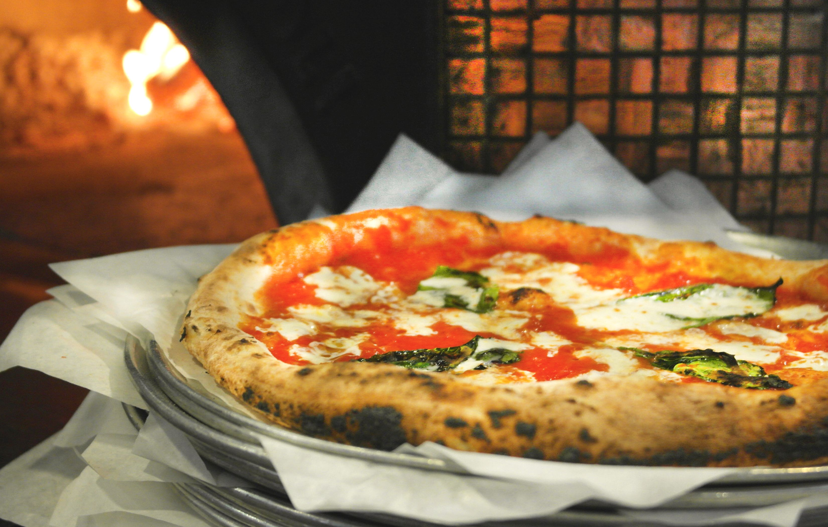 pizza bocca lupo at san pedro square market authentic wood fired