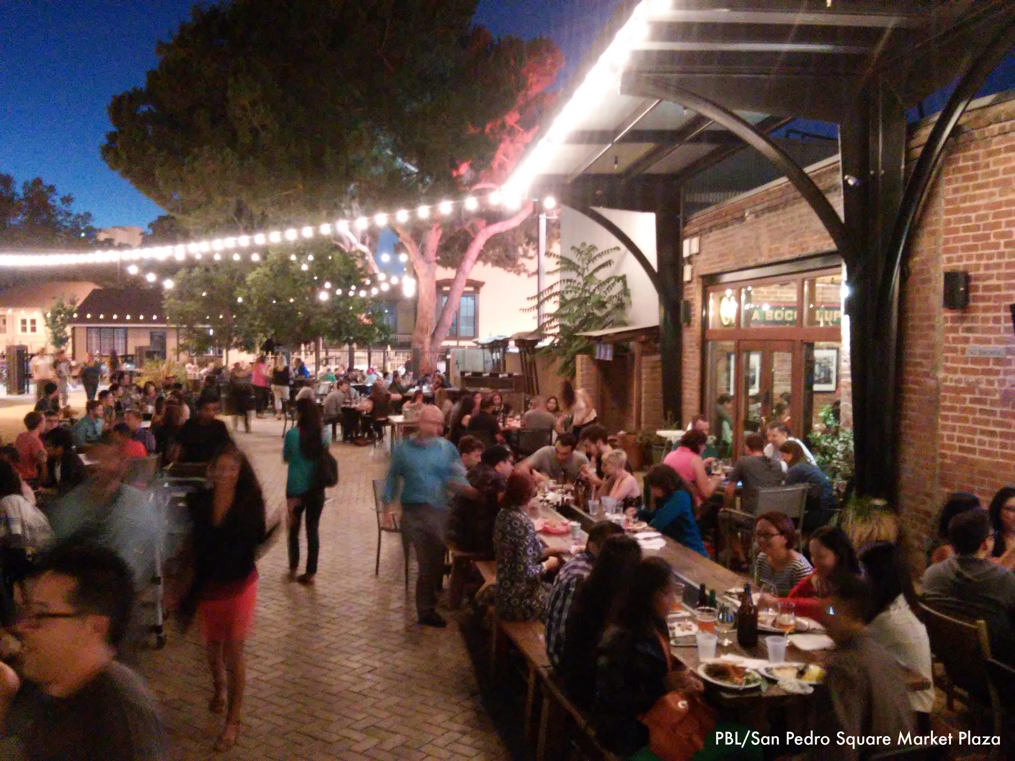 Pbl San Pedro Square Market Plaza